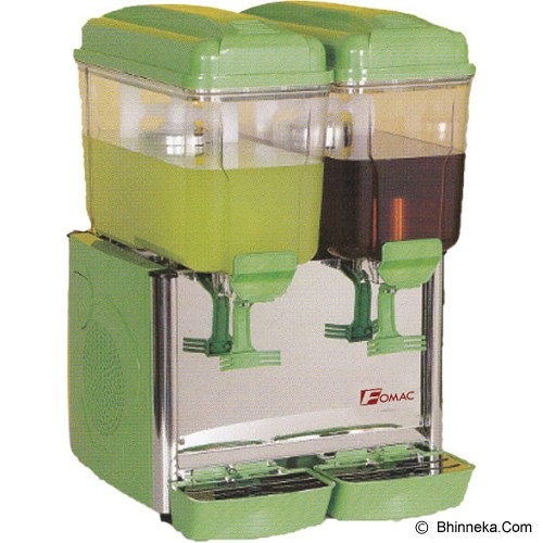 FOMAC Electric Juice Dispenser [JCD-JPC2S] - Juicer